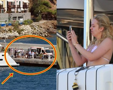 Tiffany Trump Yacht